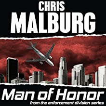 Man of Honor: Enforcement Division, Book 4 Audiobook by Chris Malburg Narrated by Chris Shima