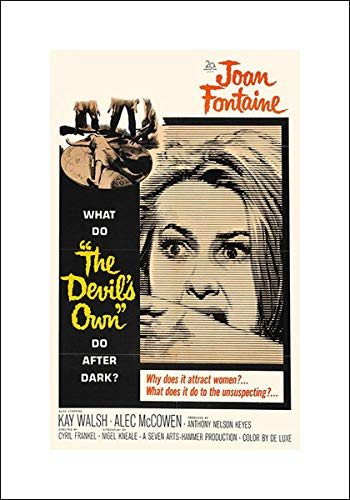 The Devils Own - 14x20 Art Print by Museum Prints - Hollywood Photo Archive