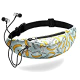 HighlifeS Waist Pack Colorful Waist Hobos bag Waterproof Travel Fanny Fashion Pack Mobile Phone Waist Pack Belt Bag (B)
