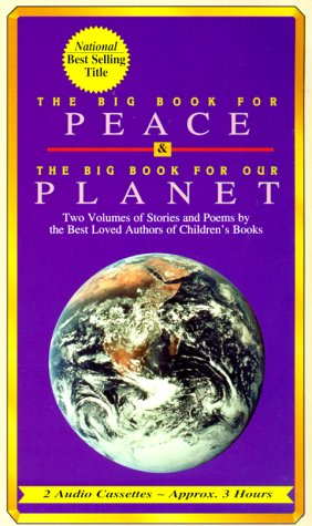 The Big Book for Peace/the Big Book for Our Planet by Brand: Media Books Audio Publishing