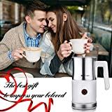 Huogary Milk Frother Electric Automatic Milk