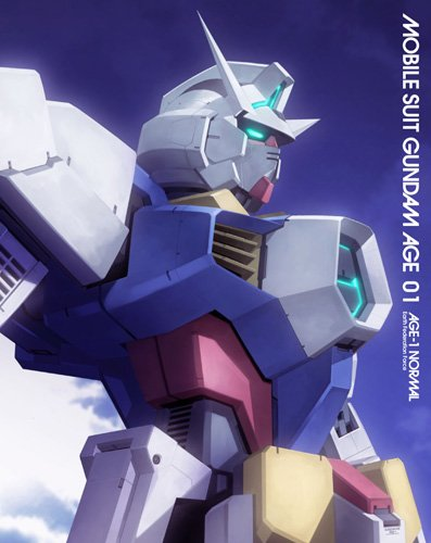 Mobile Suits Gundam AGE Vol.1 [Deluxe Version] [Limited Edition] [Blu-ray]