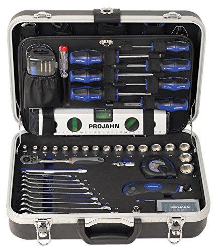 Projahn 8682 proficraft Werkzeugkoffer-Set kompakt, 164-teilig