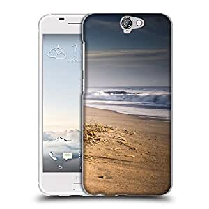 Super Galaxy Coque de Protection TPU Silicone Case pour // F00002780 Wicklow Irlanda sunrise ennereilly // HTC One A9 (Not Fit M9)