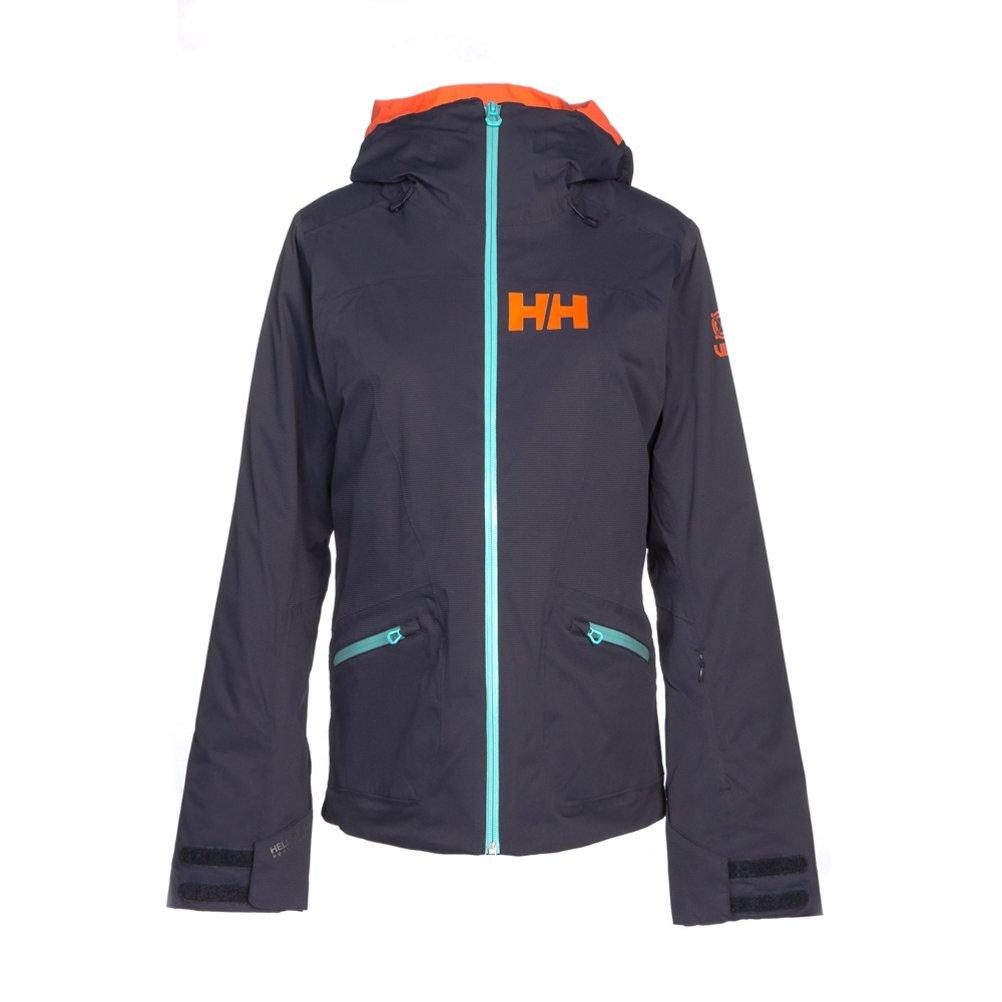 Helly HansenレディースGloryスキージャケット B071WTXPBL S|graphite blue graphite blue S