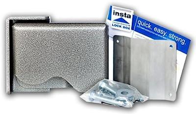 Insta Bolt-On Lock Box 3240
