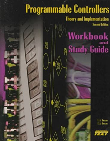 amazon com programmable controllers workbook and study guide rh amazon com Rockwell Programmable Controller Programmable Logic Controller Training