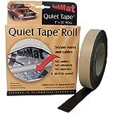 """HushMat HSM30300 1"""" x 20' Quiet Tape Shop Roll"""