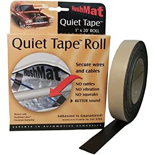 Hushmat HSM30300 1' x 20' Quiet Tape Shop Roll