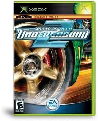 Need For Speed Underground 2 Xbox Microsoft Xbox Computer And