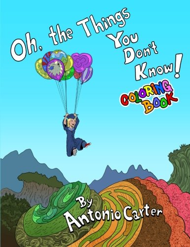 Oh, The Things You Don't Know: The Coloring Book!
