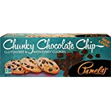 Pamela's Products Gluten Free Cookies, Chunky Chocolate Chip, 7.25-Ounce Boxes (Pack of 6)