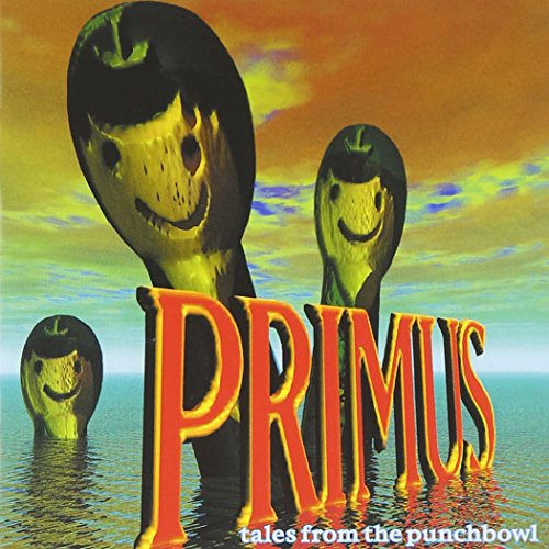 amazon tales from the punchbowl primus ヘヴィーメタル 音楽