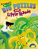 Big Puzzles for Little Hands, Carla Williams, 1885358482