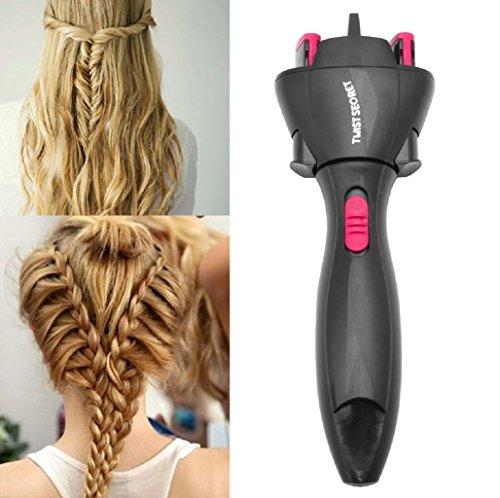 Price comparison product image Wrisky DIY Automatic Hair Braider Rapid Binding MachineHair Braiders Style Gadget