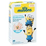 Despicable Me Shaped Bandages - First Aid Kid Supplies - 1440 Per Pack