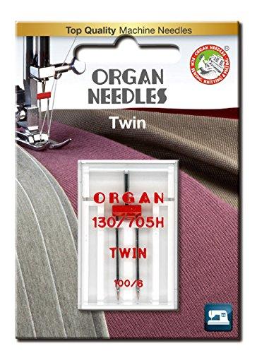 organ twin needle - 5