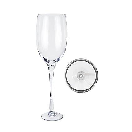 Amazon Mega Vases 6 X 24 Champagne Glass Vase Set Of 1