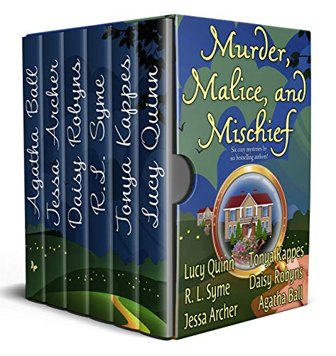 Murder, Malice And Mischief by Lucy Quinn & Others ebook deal