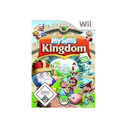 Electronic Arts - My Sims Kingdom: Nintendo Wii: Amazon.es ...