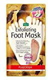 Purederm Exfoliating Foot Mask - Peels Away