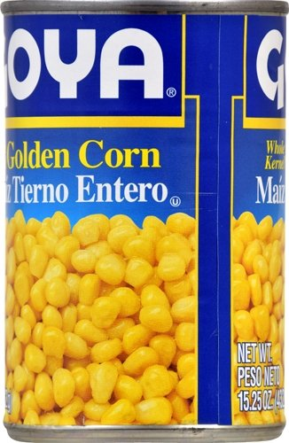 Goya Foods Whole Kernel Corn, 15.25 Ounce (Pack of 24) by Goya (Image #1)