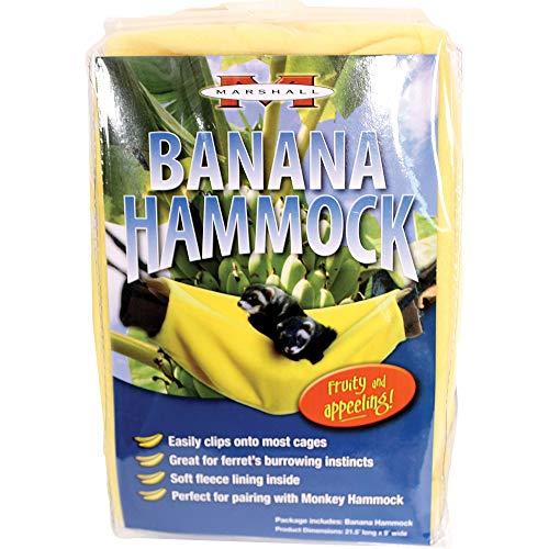 Marshall Pet Banana Hammock