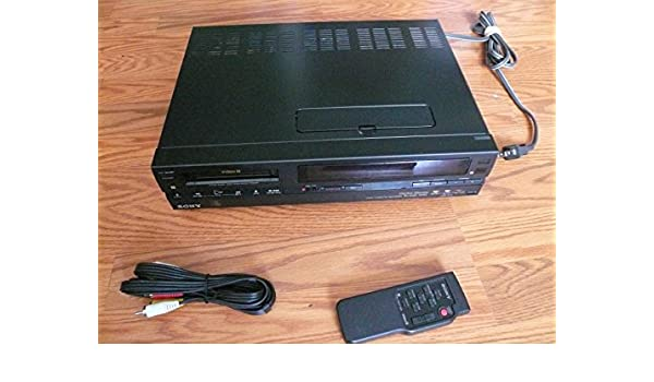 Amazon com: sony 8mm video8 stereo video cassette recorder