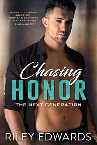 Chasing Honor (The Next Generation Book 2) - Miss Brooks Loves Books