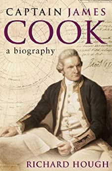 Captain James Cook by [Hough, Richard]