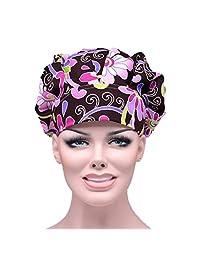 Doctor Classic Scrub Hat Adjustable Scrub Cap Multi Color Women's Men's