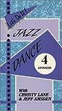 Jazz Dance Level 4:Advanced [VHS]