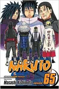 Naruto, Vol. 65: Hashirama and Madara: Masashi Kishimoto ...