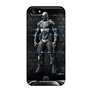 For Iphone 5/5s Fashion Design Crysis Nanosuit Case-wHORvpP4307qKnum