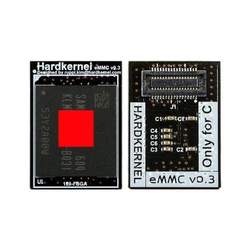 64GB eMMC Module ODROID-C2 Linux