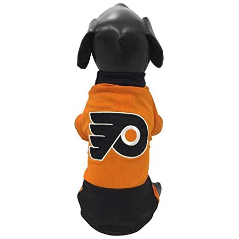 19e288af9 Image Unavailable. Image not available for. Color  All Star Dogs NHL Philadelphia  Flyers Athletic Mesh Dog Jersey ...