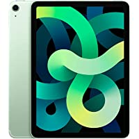 """iPad Air 10,9"""" 4ª geração Wi-Fi 64GB - Verde"""