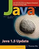 An Introduction to Object-Oriented Programming with Java, Wu, C. Thomas, 0073040959