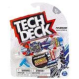 Tech-Deck 96mm Fingerboards Series 11 Complete Skateboard 12 varities (Finesse Blue Sonic)