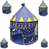 Raxter Prince or princess summer Palace Castle Children kids Play Tent house indoor or outdoor garden toy wendy house playhouse beach sun tent boys girls