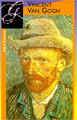 vincent van gogh book of 30 postcards postcard books todtri productions