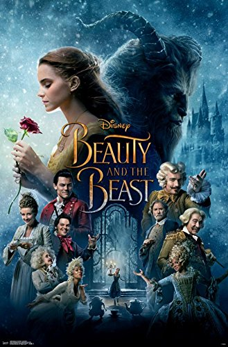 Trends International Beauty & The Beast One Sheet Wall Poste