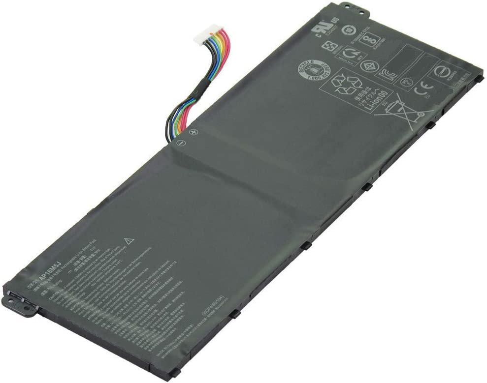 Powerforlaptop Replace Battery for Acer Aspire 1 3 5:A114-31 A114-31-C4HH A314-31 A315-21 A315-31 A315-51 A315-52 A515-51;ES1-523 AP16M5J,KT.00205.004,KT00205004,KT.00205.005,KT00205005,2ICP4/80/104