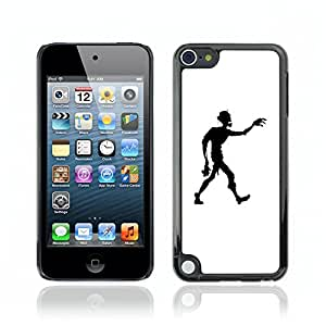 Carcasa Funda Case // V0000613 Zombie Vector Character Silhouette // Apple Ipod Touch 5 5G 5th