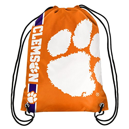Clemson Big Logo Drawstring Backpack