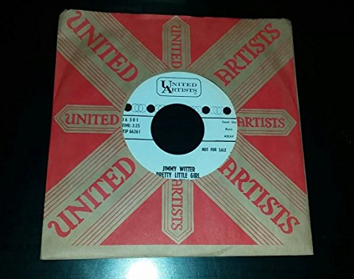 Pretty Little Girl/A Cross Stands Alone 45 rpm 7