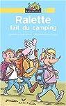Ralette fait du camping par Guion