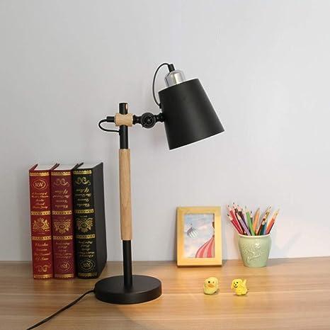 Lámpara De Mesa Led Blanca Para Estudio Y Bajo Consumo Función De ...