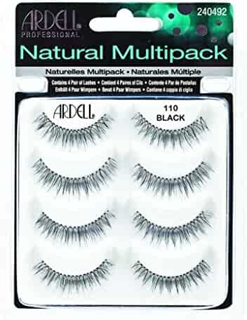 2c001e074ae (75) Views. (3 Pack) ARDELL Professional Natural Multipack - 110 Black by  Ardell