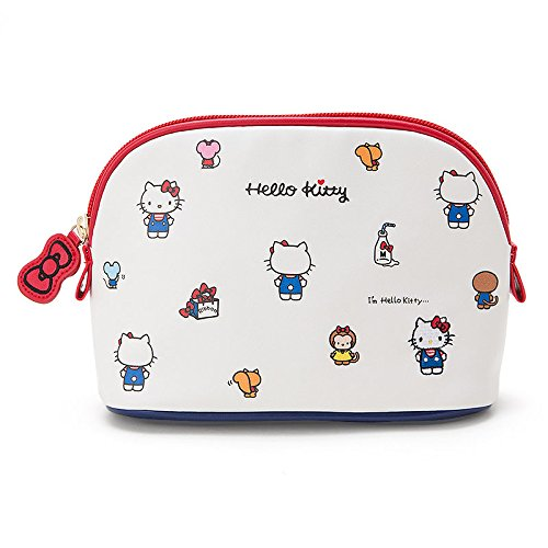 Sanrio Hello Kitty pouch I'm Hello Kitty From Japan New